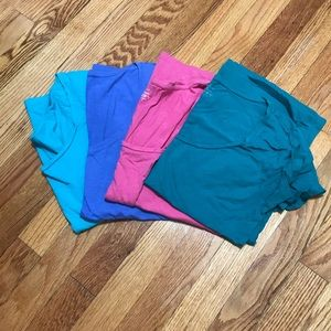 Bundle of 4 loft tees
